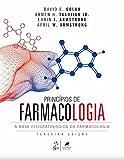 capa de Princípios de Farmacologia. A Base Fisiopatológica da Farmacologia