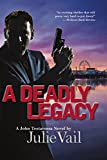 img - for A Deadly Legacy: A John Testarossa Novel (John Testarossa Mystery) book / textbook / text book