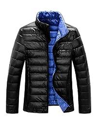 ZSHOW Men's Packable Down Puffer Jacket
