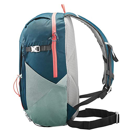 b3e165f6fe628 Quechua Hiking Backpack 30L NH100 - Turquoise available in Kuwait ...
