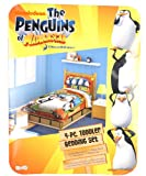 Best Baby Boom Baby Cribs - PENGUINS MADAGASCAR 4PC TODDLER BEDDING SET,Quilted Bedspread, Sheets Review