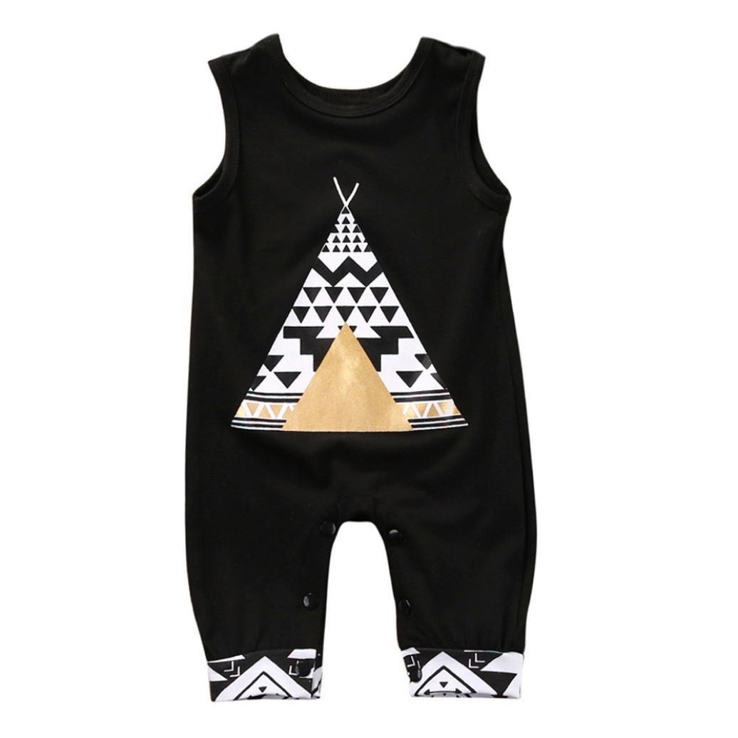 Ensemble de vêtements de bébé,Bonjouree Bébé fille bébé garçon Grenouillères Barboteuses