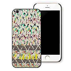 Abstract Geometric Leopard Pattern Hard Plastic Case Cover Skin for iphone 6 4.7 Inch