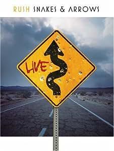 Rush Snakes & Arrows Live (Blu-Ray)