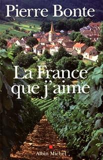 La France que j'aime, Bonte, Pierre