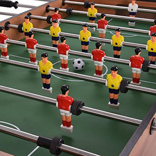Goplus 48'' Foosball Table Competition Game Soccer Arcade Sized Football Sports Indoor by Satunsell (Image #6)