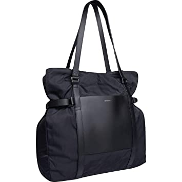 Amazon.com: Sandqvist Thea - Bolso de piel, color negro ...