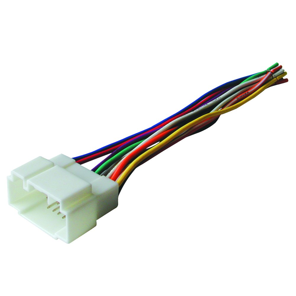 51Xh66uiSuL._SL1000_ amazon com ai hwh806 factory wire harness for 1998 2013 honda  at bayanpartner.co