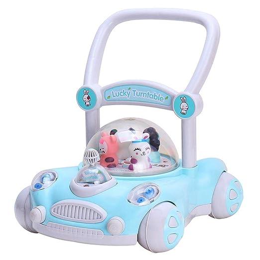 Kanqingqing Primeros Pasos Bebé Actividad Andadores Trolley ...