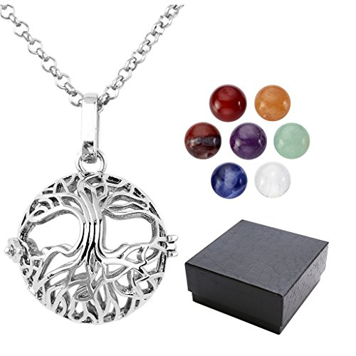 Top Plaza Gemstone Healing Necklace