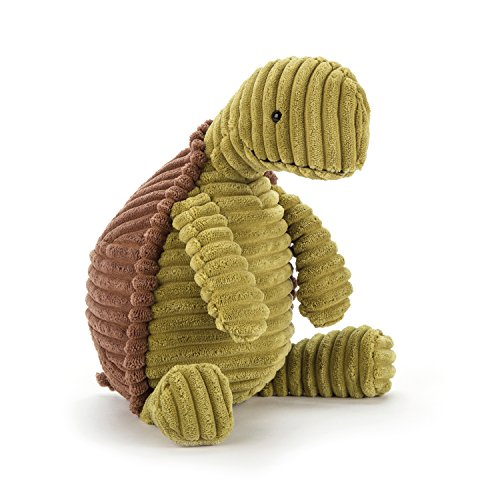 Jellycat Cordy Roy Tortoise Stuffed Animal, Medium, 15 inches
