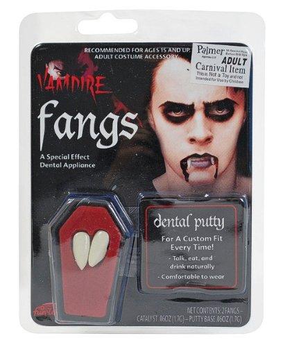 Vampire Dracula Fang Caps - Halloween