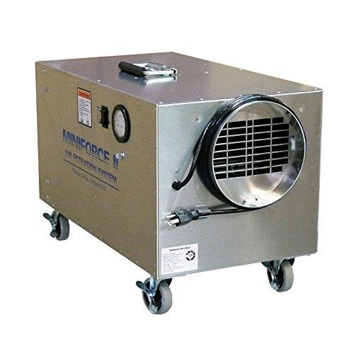 OmniAire MiniForce II HEPA Air Filtration System