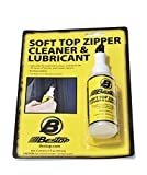 Bestop Soft Top Care Kit w/ 2 Ounce Zipper Cleaner and Lubricant (11206-00)