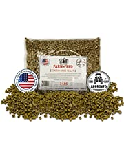 Family Farm and Feed   Timothy Grass Food   Small Pet   Young and Adult   Pellets   3 Pounds