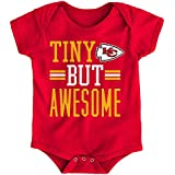 OuterStuff NFL Boys Newborn Tiny But Awesome Short sleeve Onesie