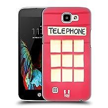Head Case Designs Telephone Box I Dream Of London Hard Back Case for LG G4 / H815 / H810