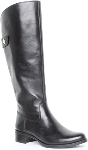Cubeta Vicio madera  Clarks Ladies Kildale Drama Black Knee High Boots Size 8: Amazon.co.uk:  Shoes & Bags