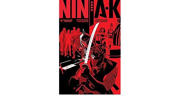 Amazon.com: Ninja-K #6 eBook: Christos N. Gage, Tonci Zonjic ...