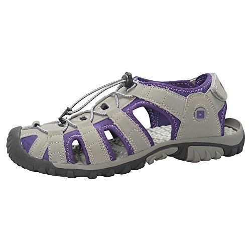 Image of Mountain Warehouse Trek Womens Shandal Shoes -Casual Ladies Footwear