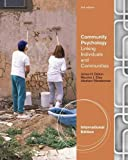 img - for Community Psychology: Linking Individuals and Communities by Bret Kloos (2011-05-03) book / textbook / text book