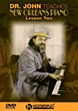 DVD-Dr John Teaches New Orleans Piano-Lesson Two