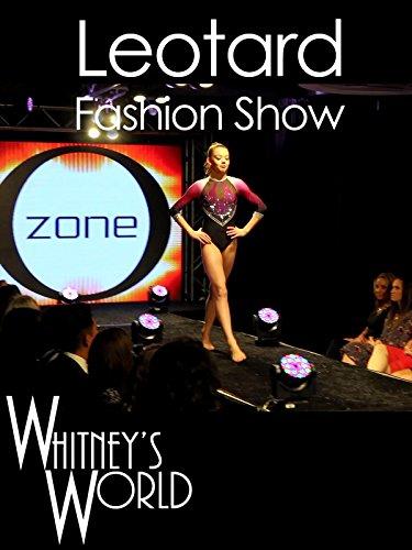 Ozone Leotard Fashion Show
