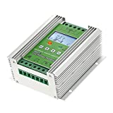 Anself LCD Wind Solar Hybrid Charge Controller MPPT Boost Charge 12/24V Auto Lighting Street Lamp Charging Controller