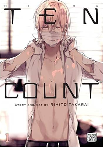 Image result for ten count vol 1