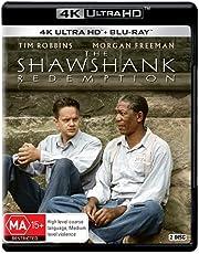 Shawshank Redemption (4K Ultra HD + Blu-Ray)