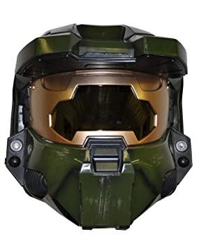 Horror-Shop Jefe de Halo 3 Master Deluxe Casco