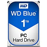 Image of WD Blue 1TB SATA 6 Gb/s 7200 RPM 64MB Cache 3.5 Inch Desktop Hard Drive (WD10EZEX)
