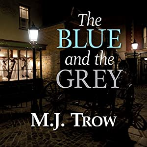 The Blue and the Grey Audiobook