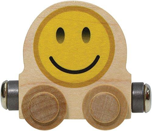 NameTrain - Smile Emoji - Made in USA