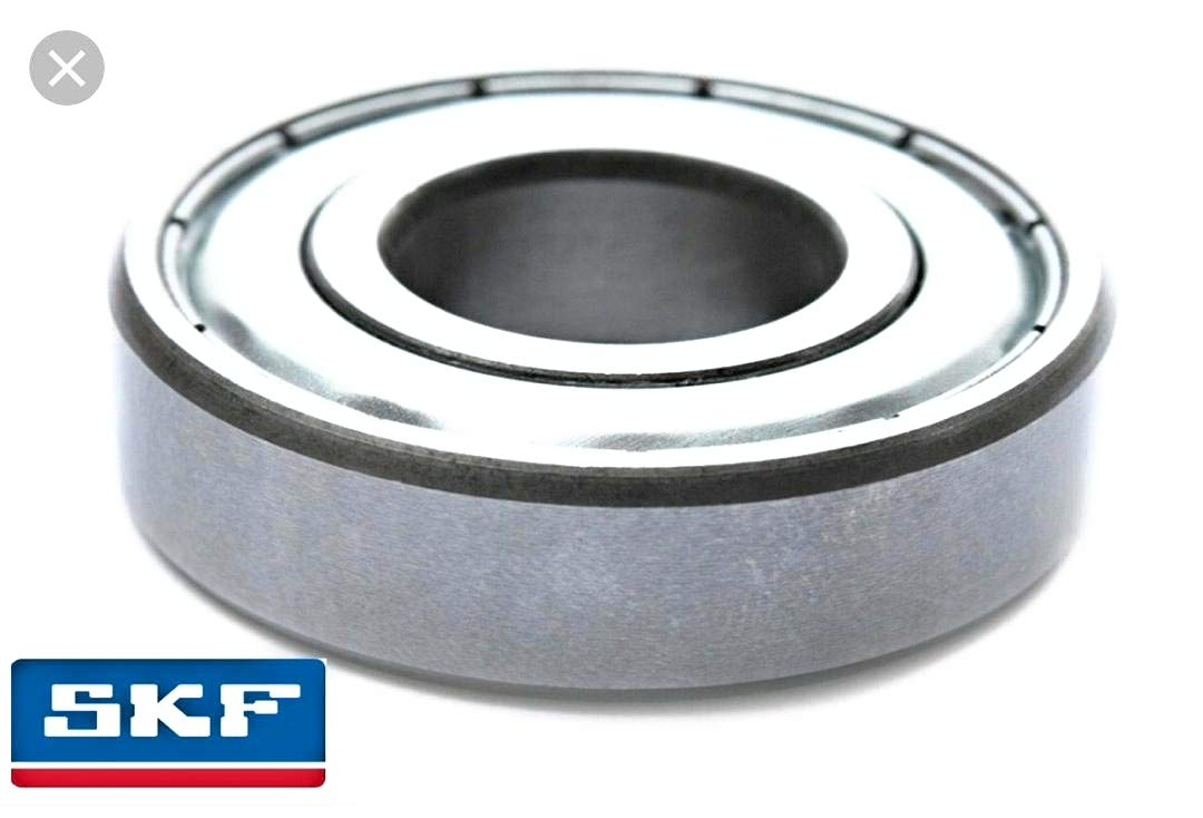 10 pack 6306-ZZ Shielded Radial Ball Bearing 30X72X19