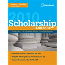 Scholarship Handbook 2010 (College Board Scholarship Handbook)