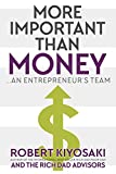 img - for More Important Than Money: an Entrepreneur's Team book / textbook / text book