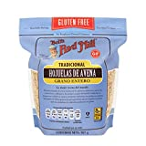 Bobs Red Mill, Hojuelas De Avena Regular Sin Gluten, 907 Gr.
