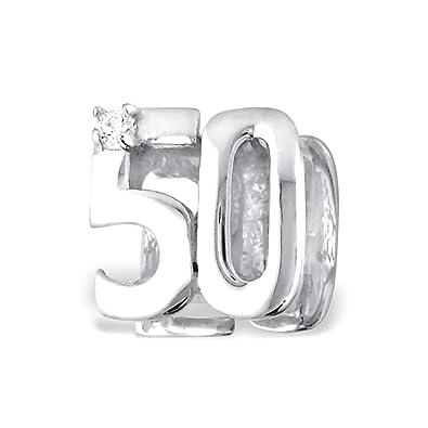 pandora charms 50th