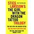 Girl with the Dragon Tattoo Trilogy Bundle: The Girl with the Dragon Tattoo, The Girl Who Played with Fire, The Girl Who Kicked the Hornet's Nest (Millennium Series)