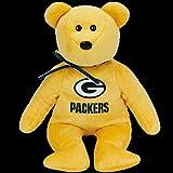 Ty Green Bay Packers NFL Beanie Baby - Teddy Bear (41721)