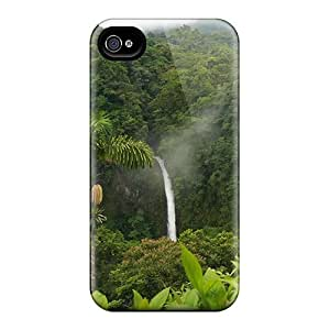 Ideal AleighasZelaya Case Cover For Iphone 4/4s(forest), Protective Stylish Case