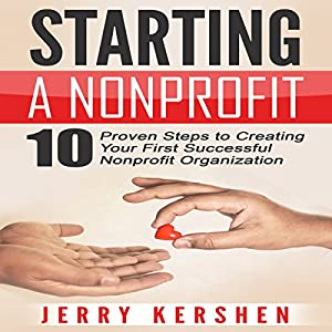 Starting a Nonprofit Audiobook