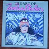 The Art of Zandra Rhodes by Zandra Rhodes (1985-04-03)