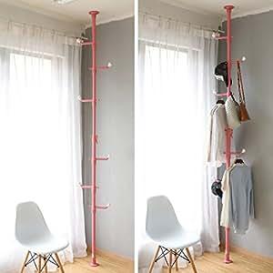 Amazon.com: ALPHA HOME Coat Rack Stand Hat Rack Portable ...