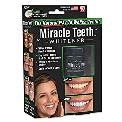 """ONTEL Miracle Teeth Whitener 