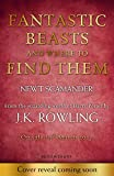 Fantastic Beasts & Where to Find Them (print edition)