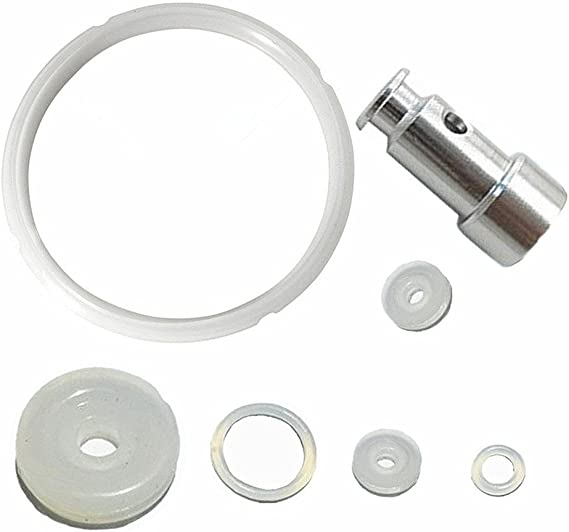 Replacement Rubber Gasket Electric Pressure Cooker Sealing Ring Silicone #5L 6L