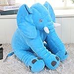 WDA Comfy Elephant Pillows Baby Sleep...