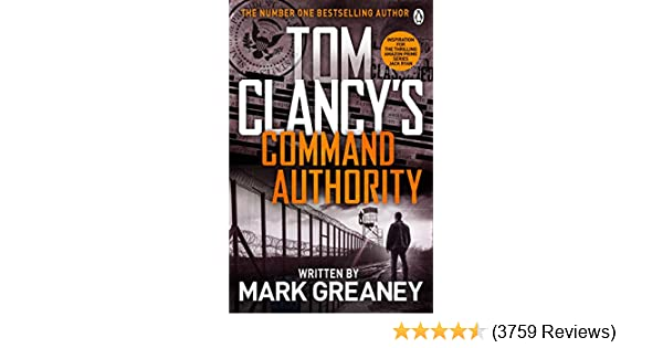 Command Authority: INSPIRATION FOR THE THRILLING AMAZON